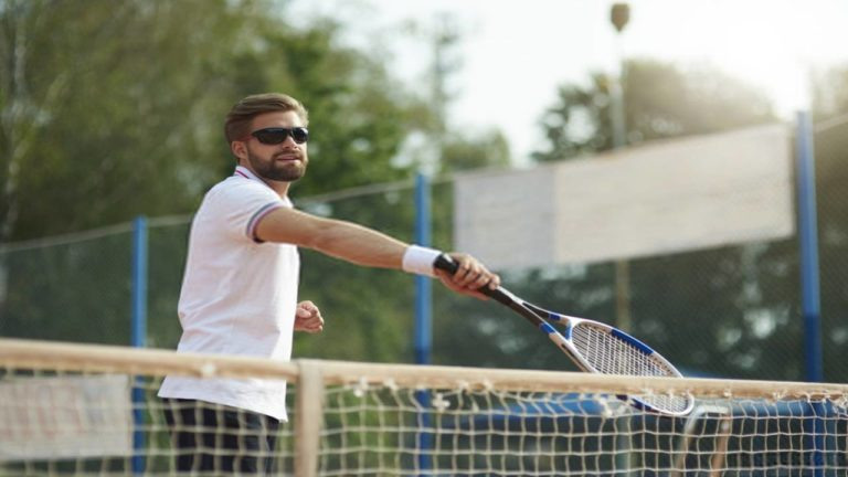 best sunglasses for playing tennis - onestoptown