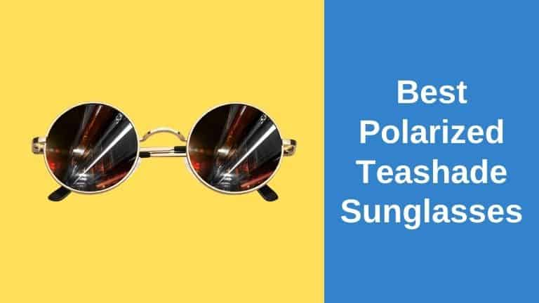 Best Polarized Teashade Sunglasses